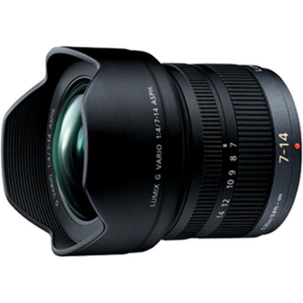 《新品》 Panasonic(パナソニック) LUMIX G VARIO 7-14mm F4.0 ASPH. (マイクロフォーサーズ)