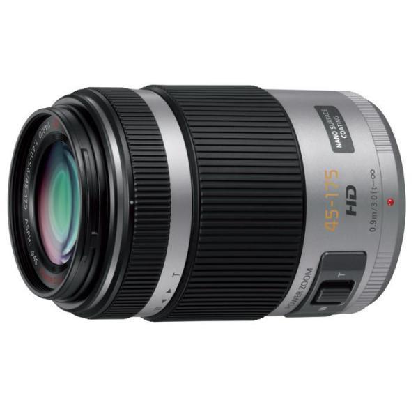 《新品》 Panasonic (パナソニック) LUMIX G X VARIO PZ 45-175mm F4.0-5.6 ASPH. POWER O.I.S. シルバー|ymapcamera