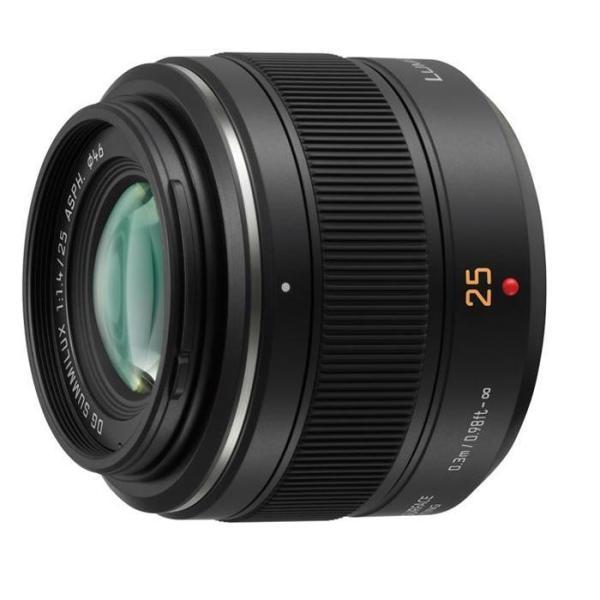 《新品》 Panasonic(パナソニック) LEICA DG SUMMILUX 25mm F1.4 ASPH. (マイクロフォーサーズ)