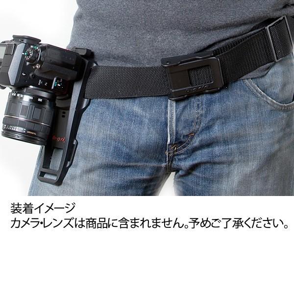 《新品アクセサリー》 b-grip(ビーグリップ) EVO Camera Belt Holder