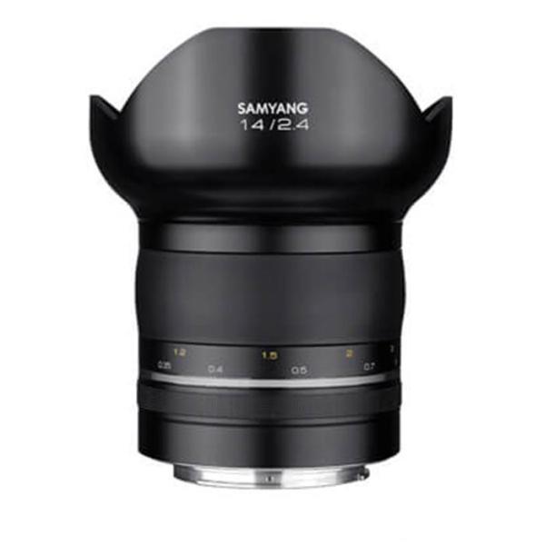 《新品》 SAMYANG (サムヤン) XP 14mm F2.4 (キヤノン用)