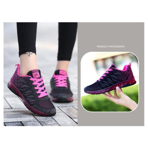 スニーカー  レディース ランニング シューズ スポーツ 靴 運動靴 スニーカー 痛くない 履きやすい シンプル 春夏 カジュアル  走れる