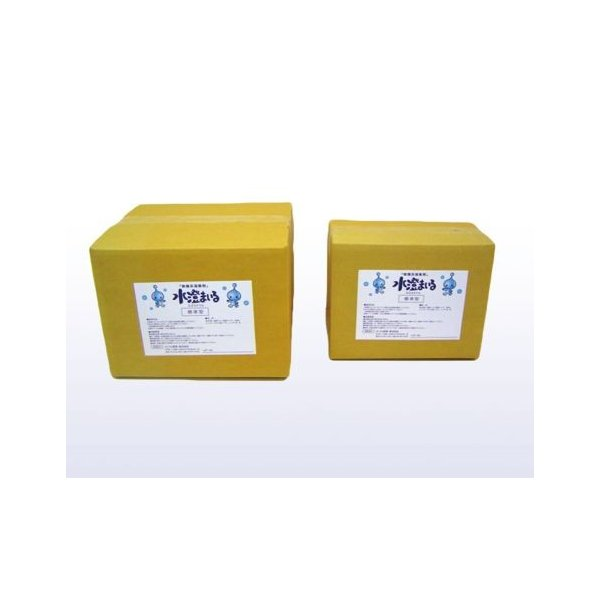 排水処理用凝集剤:水スマイル 水澄まいる(標準型) 100g ymi-net 03