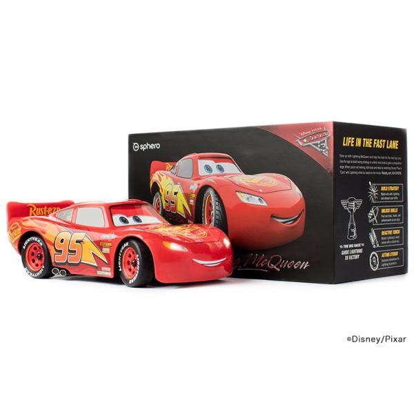 【カーズ】Ultimate Lightning McQueen(アルティメット・ライトニング・マックィーン)/disney_y ymobileselection 05