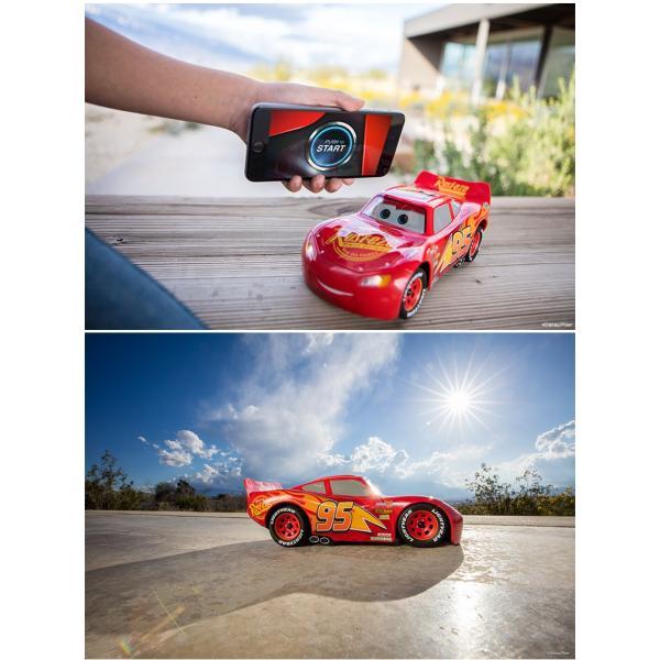 【カーズ】Ultimate Lightning McQueen(アルティメット・ライトニング・マックィーン)/disney_y ymobileselection 06