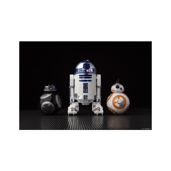 【スター・ウォーズ(TM)】BB-9E(TM) App-Enabled Droid(TM) with Trainer|ymobileselection|06