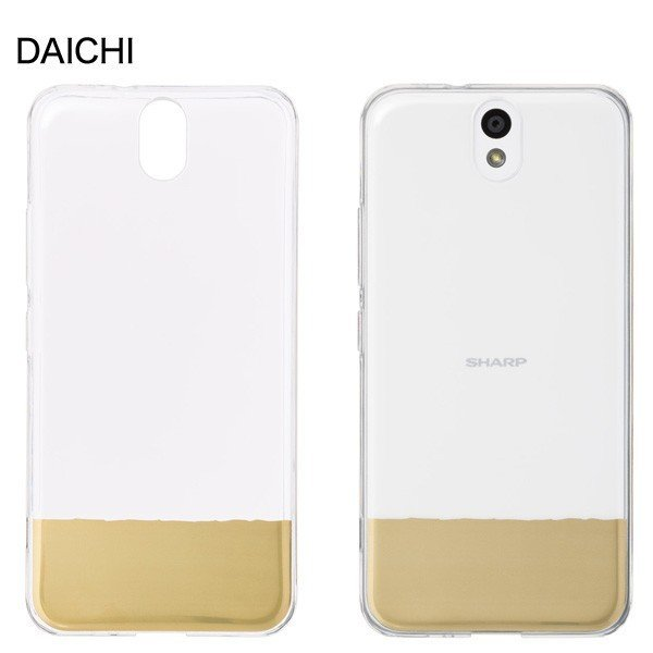 Y!mobile Selection グラフィッククリアケース for Android One S1【DAICHI】|ymobileselection|04