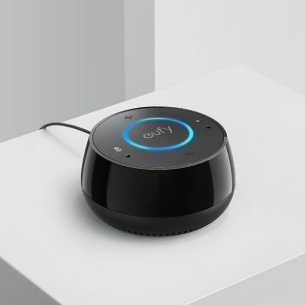 Amazon Alexa搭載 アンカー・ジャパン スマートスピーカー Eufy Genie / Anker ブラック アレクサ|ymobileselection|03