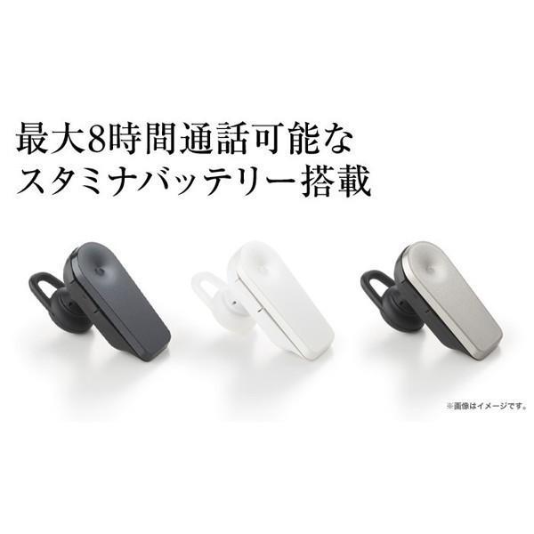 SoftBank SELECTION ブルートゥース ワイヤレスモノラルヘッドセット Bluetooth iphone スマホ 携帯 SB-WM31-MHLE/BK【ブラック】|ymobileselection|02