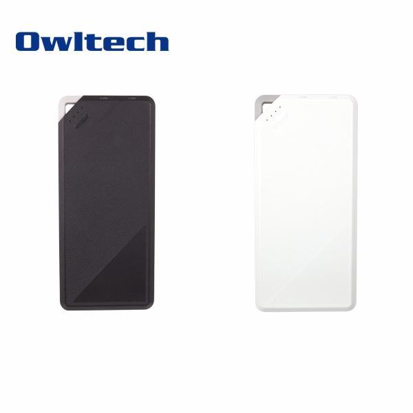 Owltech ケーブル付大容量の10000mAhモバイルバッテリー ホワイト|ymobileselection|03