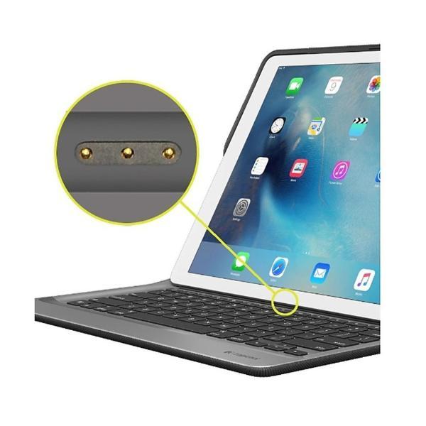 【アウトレット】Smart Connector搭載バックライト付きキーボードケース for iPad Pro 12.9インチ(第1世代)|ymobileselection|06