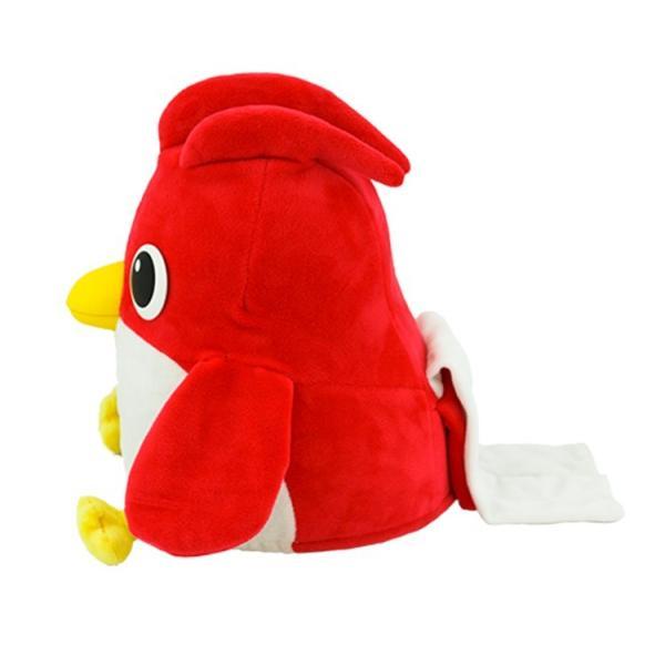【ノベルティプレゼント中!】鳥形ロボット「チャーピー」と英会話を楽しもう!|ymobileselection|05