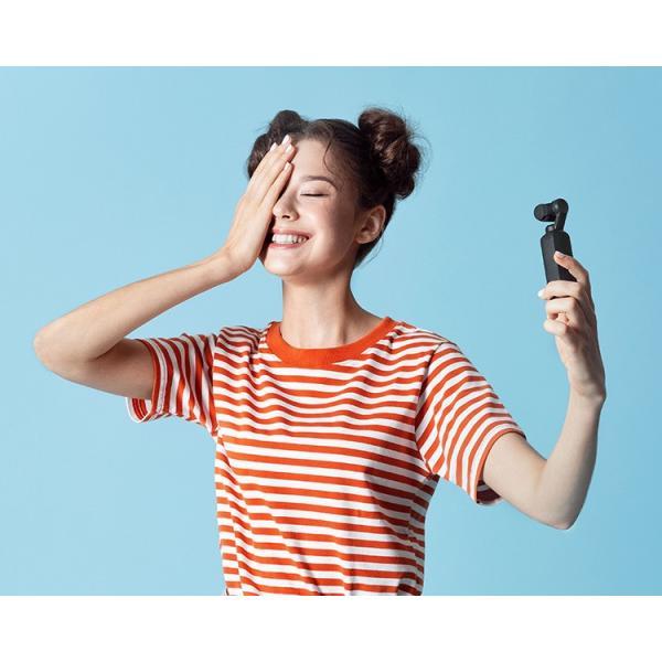 DJI OSMO POCKET (JAPAN) オズモポケット 正規販売代理店 Osmo Pocket カメラ ジンバル 3軸スタビライザー 動画 SNS ymobileselection 05
