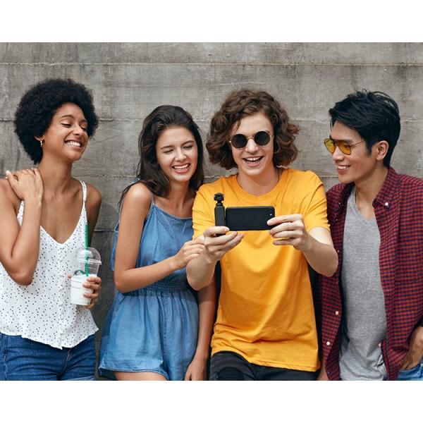 DJI OSMO POCKET (JAPAN) オズモポケット 正規販売代理店 Osmo Pocket カメラ ジンバル 3軸スタビライザー 動画 SNS ymobileselection 08