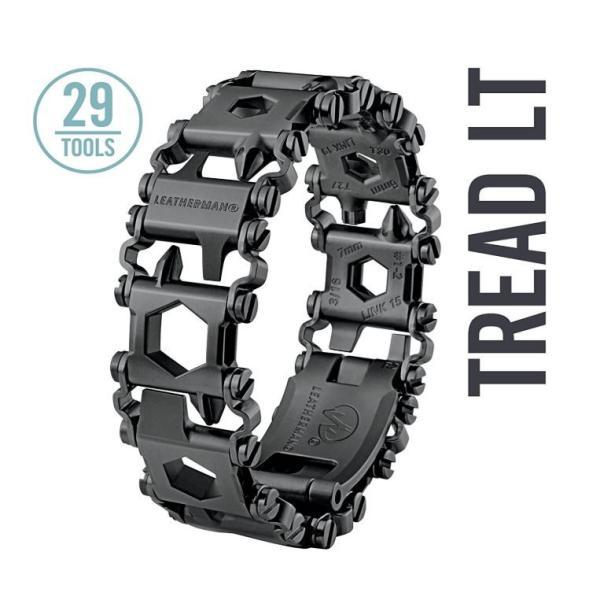 LEATHERMAN(レザーマン) TREAD LIGHT in Box Black 米国正規品|yms-online