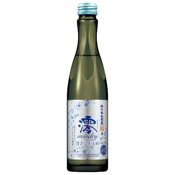 澪 みお ドライ 5度 300ml x 12本 (松竹梅白壁倉/宝酒造/スパークリング/発泡)|yo-sake
