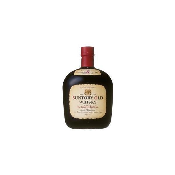 サントリー オールドウィスキー 43度 700ml x 6本 送料無料※(本州のみ)|yo-sake
