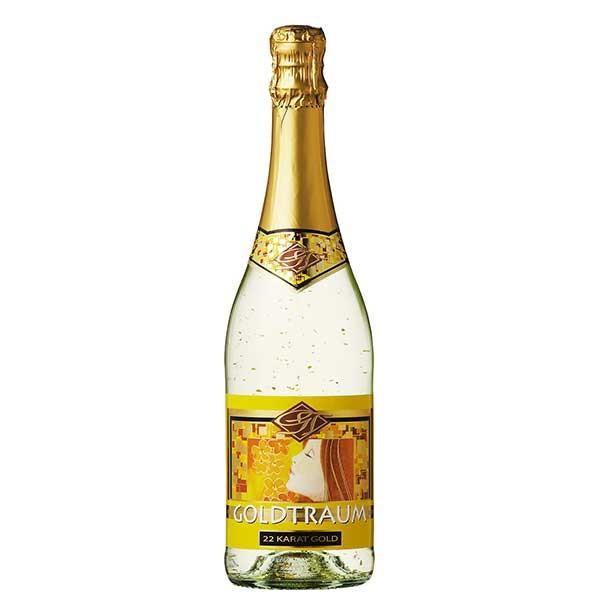 リューデスハイマー ウ゛ァインケラライ ゴールドトラウム スパークリング ホワイト 750ml (MT/ドイツ/スパークリングワイン/650646) 送料無料※(本州のみ) yo-sake
