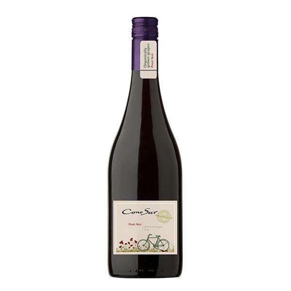 ワイン (入荷未定)コノスル オーガニック ピノノワール 750ml (チリ/赤ワイン) SMI|yo-sake