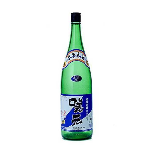 咲元 咲元 古酒 25度 1.8L 1800ml x 6本 (ケース販売)(咲元酒造/泡盛) yo-sake