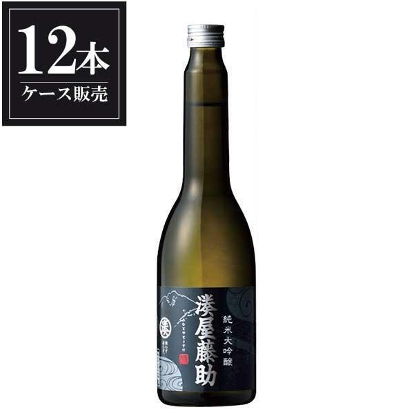 白瀧 純米大吟醸 湊屋藤助 630ml x 12本 (ケース販売) (白瀧酒造/新潟県/岡永)|yo-sake