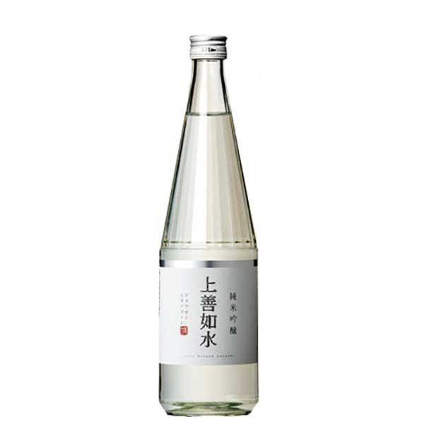 白瀧 上善如水 純米吟醸 720ml (白瀧酒造/新潟県/OKN)|yo-sake