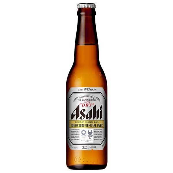 アサヒ スーパードライ 小びん334ml x 30本 [瓶][国産/ビール/ALC 5%]|yo-sake
