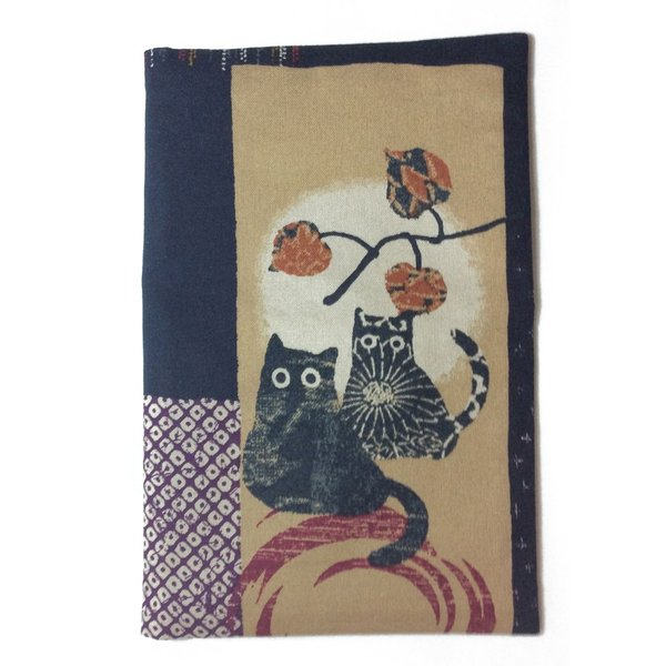 【猫】御朱印帳ケース(一冊入れ)|yo-yamato