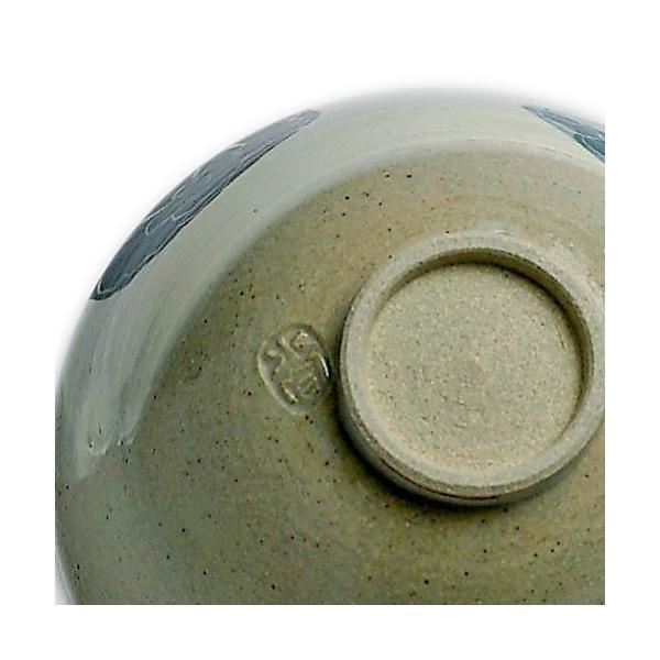 京焼:乾山写葵文飯碗・伏原博之《飯碗・ご飯茶碗・11.5cm》 yobi 04