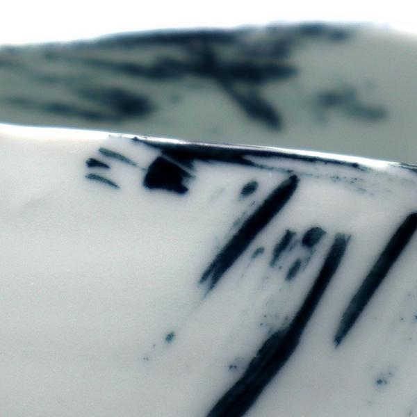 染付銀彩片口・古川章蔵《酒器・片口・12.3cm》|yobi|07