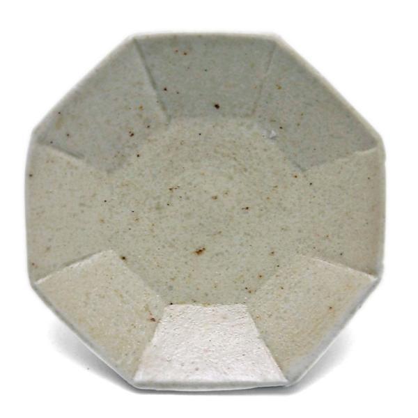 焼〆八角豆皿・吉井史郎《豆皿・6.4cm》|yobi
