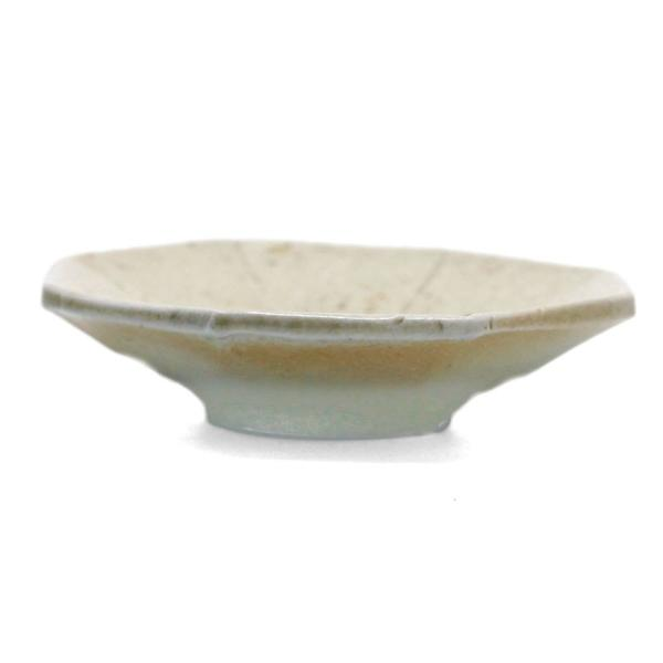 焼〆八角豆皿・吉井史郎《豆皿・6.4cm》|yobi|02