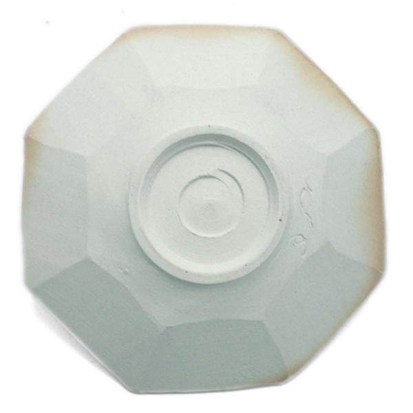 焼〆八角豆皿・吉井史郎《豆皿・6.4cm》|yobi|03
