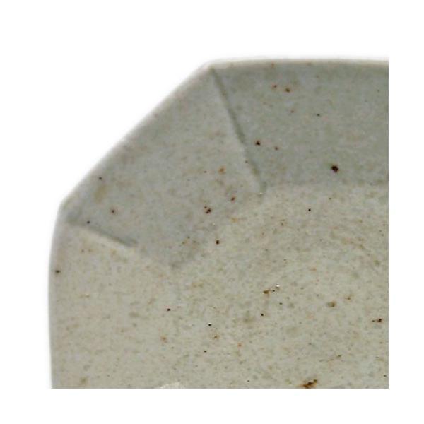 焼〆八角豆皿・吉井史郎《豆皿・6.4cm》|yobi|04