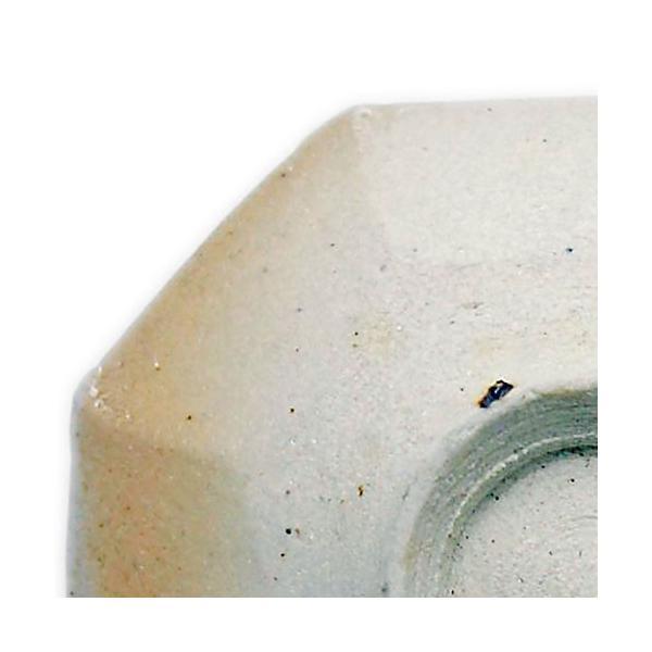 焼〆八角豆皿・吉井史郎《豆皿・6.4cm》|yobi|05