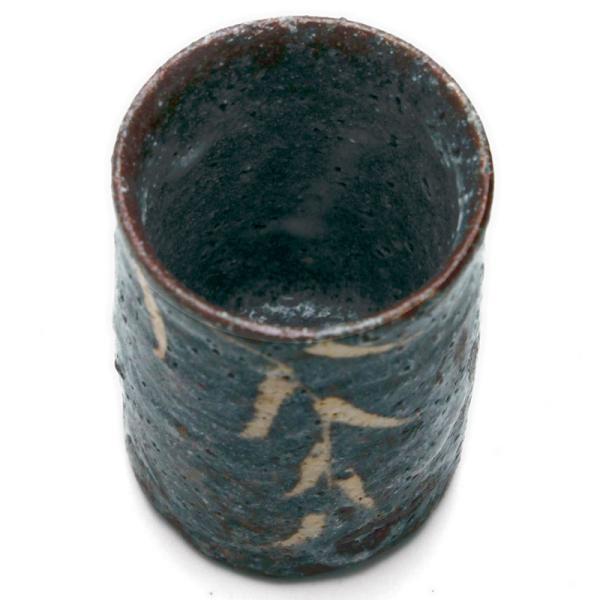 志野焼:鼠志野湯呑・瀧川恵美子《湯呑・5.7cm》|yobi|05