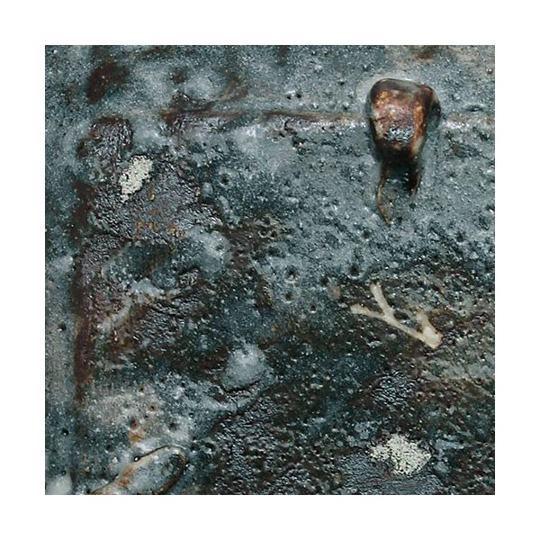 志野焼:鼠志野萩文四方向付・瀧川恵美子《小皿・17.7cm》|yobi|12