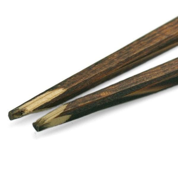 漆器:にちにち箸・奥田志郎《箸・マイ箸・両口箸・利休箸》 yobi 05