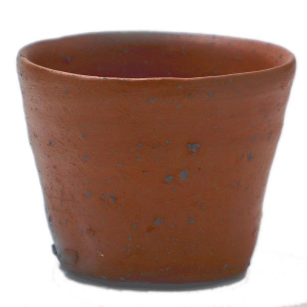 焼締め:南蛮酒盃g9406・川淵直樹《盃・7.3cm》 yobi 04