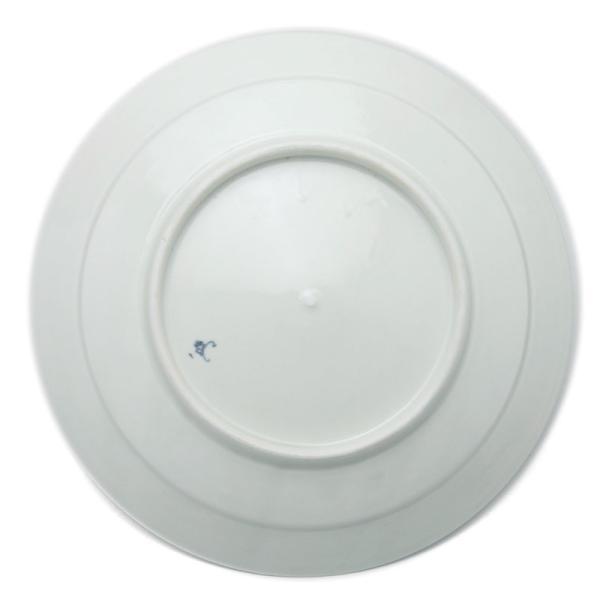 白磁:白磁しのぎ8寸リム皿・阿部春弥《大皿・24.2cm》|yobi|03