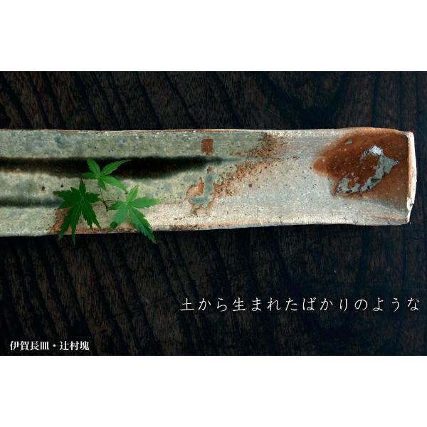 伊賀焼:伊賀長皿・辻村塊《中皿・36.3cm》|yobi|10