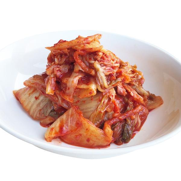 【冷蔵】●予約制●フルーツ・白菜カットキムチ(辛口) ・500g