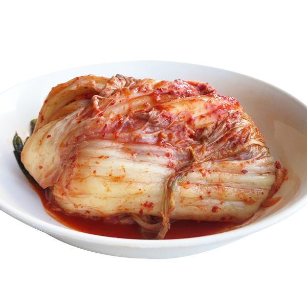 【冷蔵】●予約制●フルーツ・白菜キムチ(辛口) ・500g