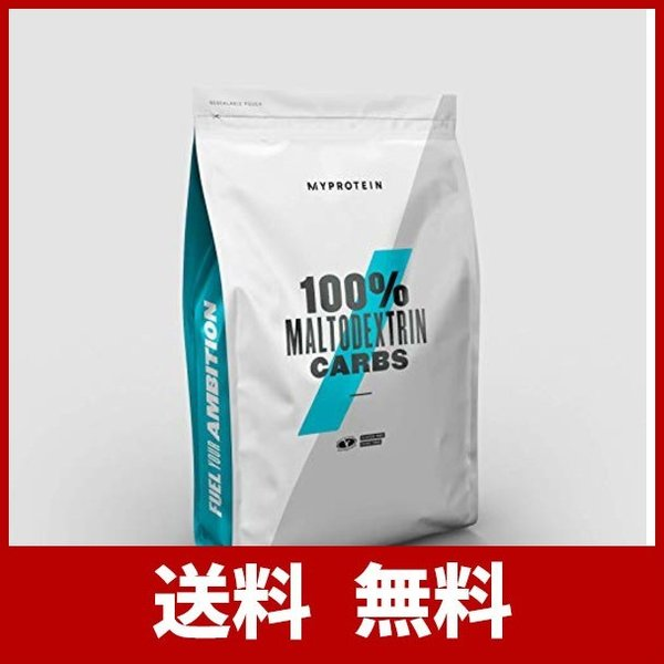 MYPROTEIN マイプロテイン 100% マルトデキストリン カーブス 1kg [並行輸入品]|yodoya