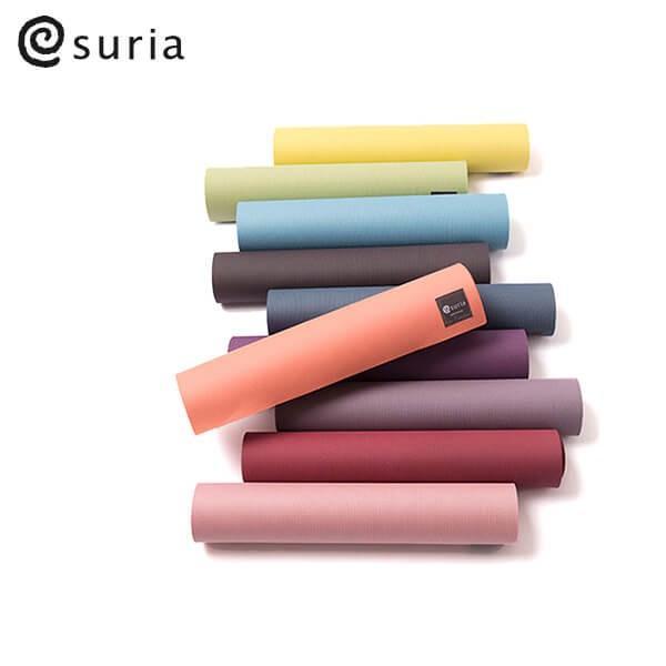 スリア SURIA ヨガマット 4mm HDエコマット|yoga-pi
