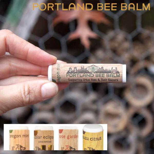 はちみつ オーガニック リップクリーム ポートランドビーバーム Portland Bee Balm オールナチュラル|yoga-pi