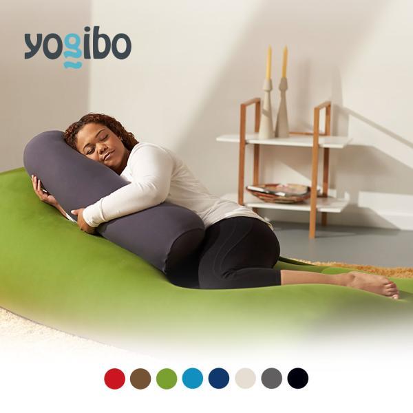 Yogibo Roll Mini / ヨギボー  ロール ミニ / 快適すぎて動けなくなる魔法のソファ / 抱き枕 / マタニティ / ビーズクッション|yogibo