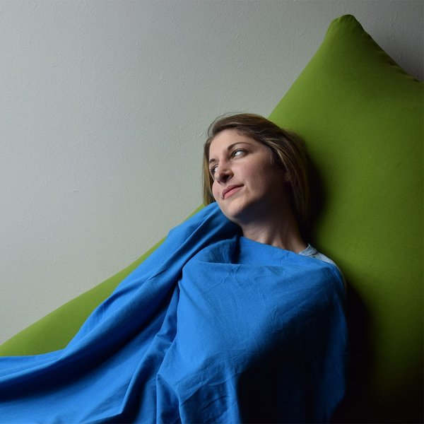 Yogibo Travel Blanket / ヨギボー トラベル ブランケット / 快適すぎて動けなくなる魔法のソファ / ひざ掛け|yogibo|06