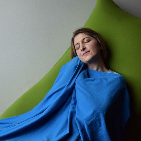 Yogibo Travel Blanket / ヨギボー トラベル ブランケット / 快適すぎて動けなくなる魔法のソファ / ひざ掛け|yogibo|08