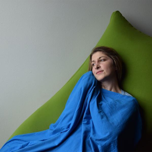 Yogibo Travel Blanket / ヨギボー トラベル ブランケット / 快適すぎて動けなくなる魔法のソファ / ひざ掛け|yogibo|09